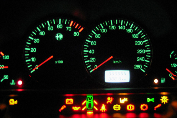 Cars Dashboard Lights And What They Mean A1 Wheels And Tyres