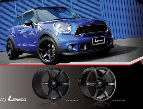 The Hatchback: Lenso Wheels on Everyday Cars